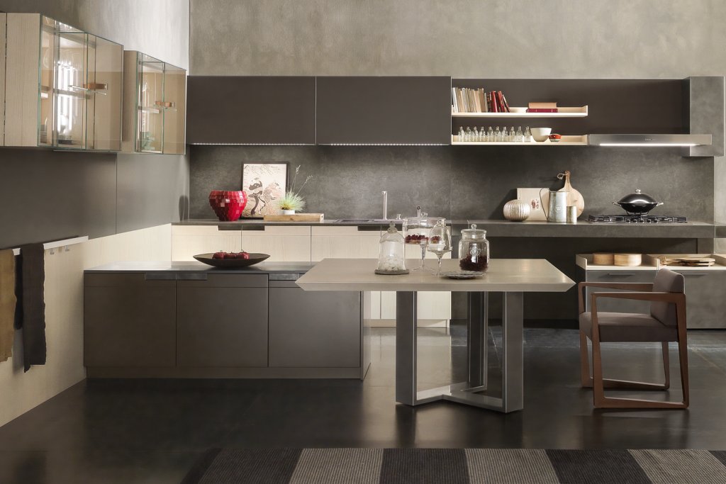 Kitchen Products. Learn More About The Pedini Kitchen ...